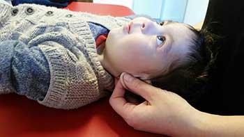 Cranio Sakrale Therapie im Skoliose Therapie Zentrum Unna
