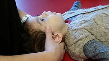 Cranio Sakrale Therapie im Skoliose Therapie Zentrum