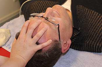 Cranio Sakrale Therapie