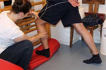 Krankengymnastik im Skoliose Therapie Zentrum, Unna
