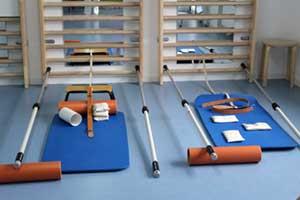 Übungsraum Skoliose Therapie Zentrum-Unna